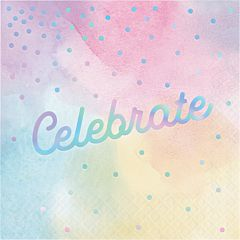 Irid Celebrate - Lunch Nap 16Ct