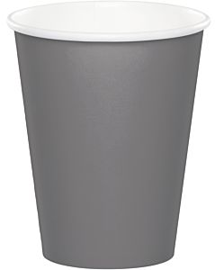 9 oz Hot/Cold Cup - Glamour Gray