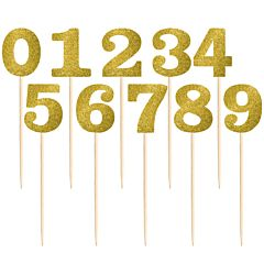 Table Number Pick - Gold