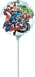 """9"""" Avengers"""