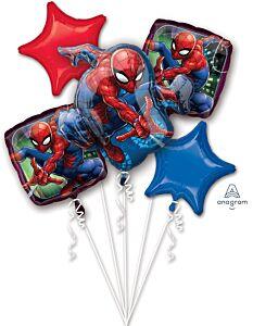 Bouquet Spider-Man Webbed Wonder