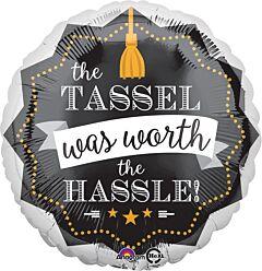 "17"" Tassel Worth the Hassle"
