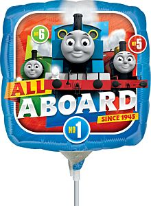 """9"""" Thomas the Tank"""