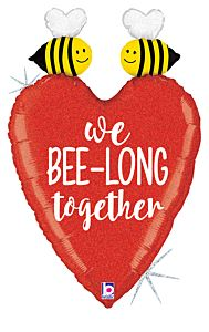 "31"" We BEE-long Together"