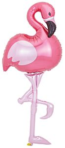 5' Special Delivery Flamingo