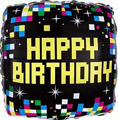 """21"""" Birthday Pixels"""