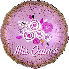 """17"""" Mis Quince Floral Crown"""