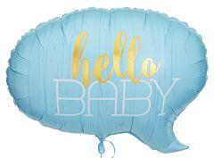 "24"" Hello Baby Blue"