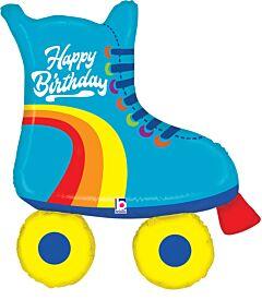 """39"""" Roller Skate Birthday"""