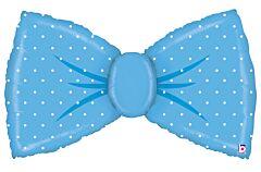 "42"" Blue Bowtie"
