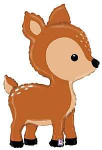 "39"" Woodland Deer"