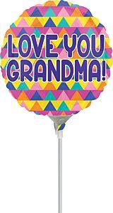 "9"" Love You Grandma"