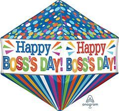 "21"" Boss Day Dots Stripes Anglez"