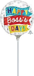 """9"""" Boss Day Flags"""
