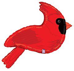 """34"""" Red Cardinal"""