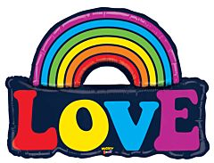 "37"" Mighty Love Rainbow"