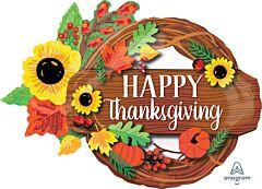 "32"" Thanksgiving Wreath"