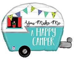 """31"""" Happy Camper"""