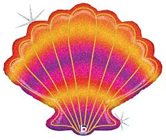 "30"" Seashell Holographic"