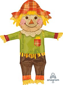 "38"" Fall Happy Scarecrow"