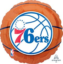 """17"""" Philadelphia 76ERS"""