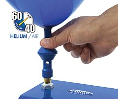 60/40 (Helium/Air) Outlet