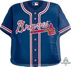 "24"" Atlanta Braves Jersey"