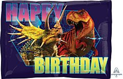 "16"" Jurassic World Happy Birthday"