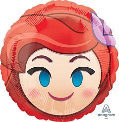 "17"" Ariel Emoji"