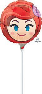 "9"" Ariel Emoji"