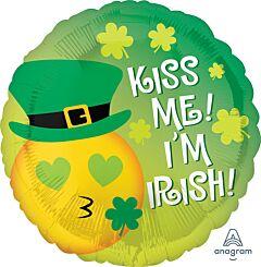 "17"" Kiss Me Emoticon"