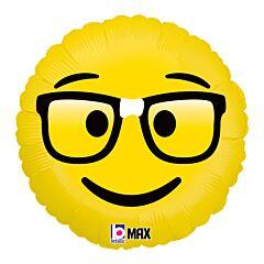 "18"" Emoji Nerd"