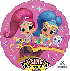 "28"" Shimmer and Shine Sing-a-Tune"
