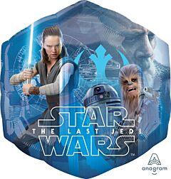 """23"""" Star Wars Last Jedi"""