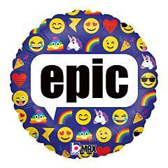 "18"" Emoji Epic"
