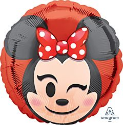 "17"" Minnie Mouse Emoji"