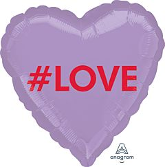 "17"" Love Candy Heart"