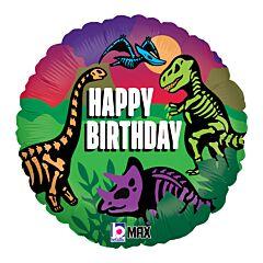 "18"" Jurassic Birthday"
