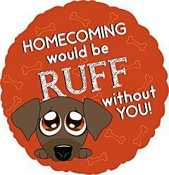 """18"""" Ruff Homecoming"""
