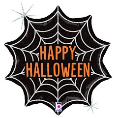 "18"" Halloween Web Holographic"