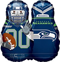 "39"" NFL Player Seahawks"