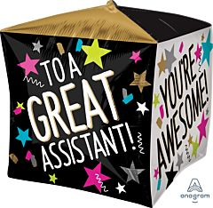 """15"""" Great Assistant Stars"""