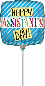 """9"""" Assistant Day Stripes"""