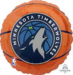 "17"" Minnesota Timberwolves"