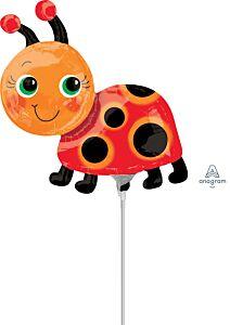 """14"""" Miss Ladybug"""