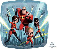 "17"" Incredibles 2"