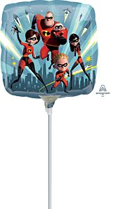 "9"" Incredibles 2"