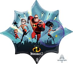 "35"" Incredibles 2"