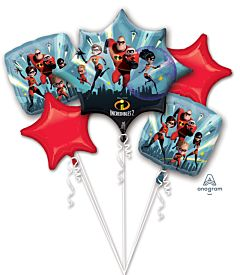 Bouquet Incredibles 2