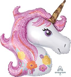 "33"" Magical Unicorn"
